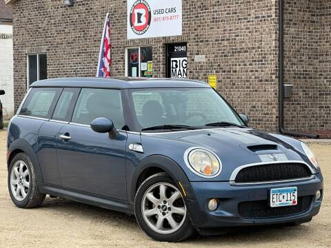 2009 MINI Cooper Clubman for sale at Big Man Motors in Farmington MN