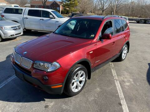 2009 BMW X3 for sale at Auto Choice in Belton MO