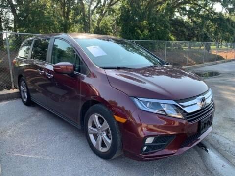 2018 Honda Odyssey for sale at Allen Turner Hyundai in Pensacola FL