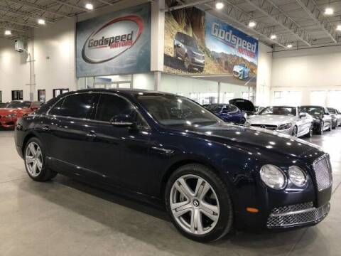 2014 Bentley Flying Spur for sale at Godspeed Motors in Charlotte NC