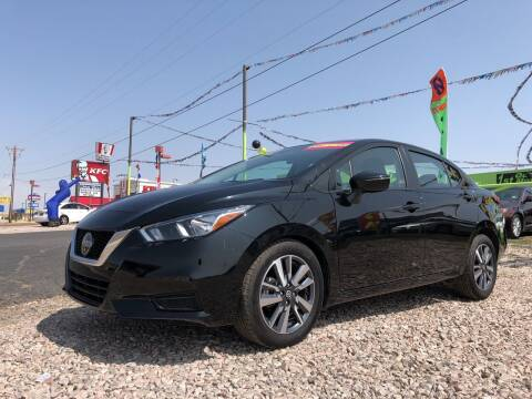 2020 Nissan Versa for sale at 1st Quality Motors LLC in Gallup NM