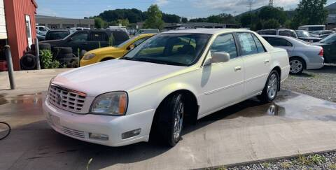 2004 Cadillac DeVille for sale at Bailey's Auto Sales in Cloverdale VA