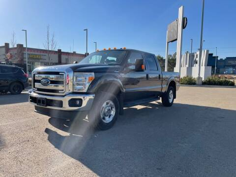 2015 Ford F-250 Super Duty for sale at Truck Buyers in Magrath AB