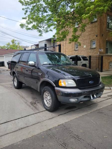 2002 Ford Expedition for sale at MACK'S MOTOR SALES in Chicago IL