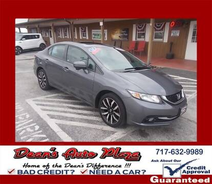 2014 Honda Civic for sale at Dean's Auto Plaza in Hanover PA
