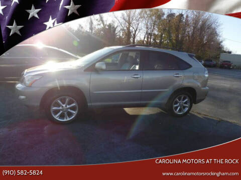 2008 Lexus RX 350 for sale at Carolina Motors at the Rock - Carolina Motors-Thomasville in Thomasville NC