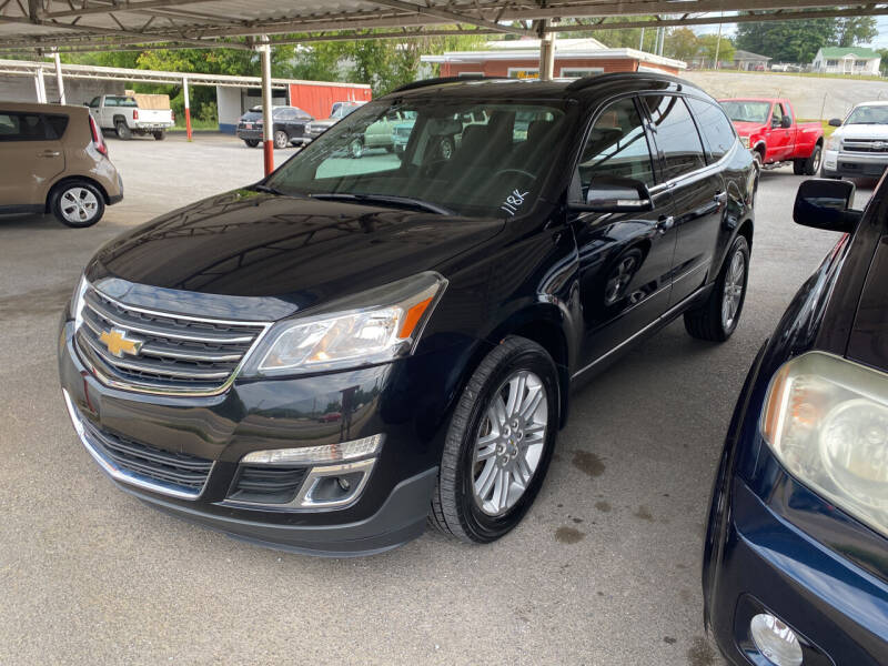 2014 Chevrolet Traverse for sale at Lewis Used Cars in Elizabethton TN