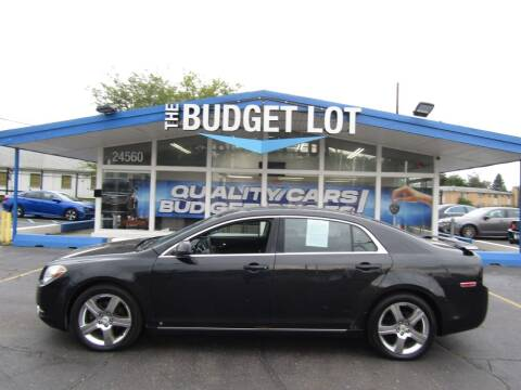 2009 Chevrolet Malibu for sale at THE BUDGET LOT in Detroit MI