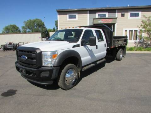2011 Ford F-550 Super Duty for sale at NorthStar Truck Sales in Saint Cloud MN