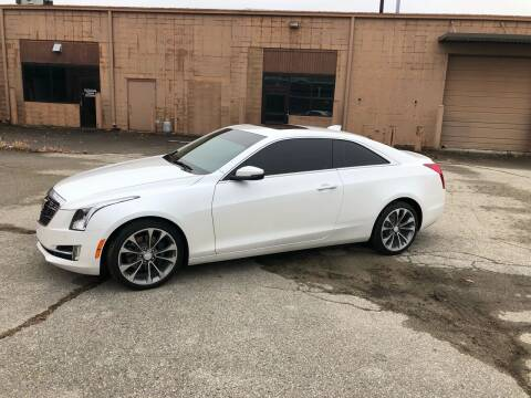 2016 Cadillac ATS for sale at Certified Auto Exchange in Indianapolis IN