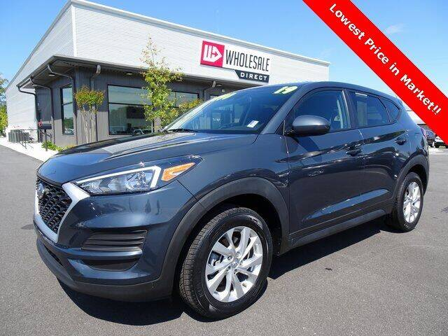 2019 Hyundai Tucson for sale at Wholesale Direct in Wilmington NC