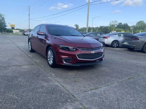 2017 Chevrolet Malibu for sale at Exit 1 Auto in Mobile AL