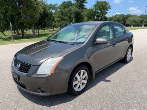 2008 Nissan Sentra for sale at Bells Auto Sales in Austin TX