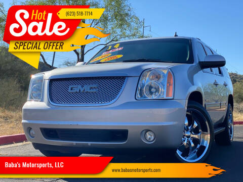 2014 GMC Yukon for sale at Baba's Motorsports, LLC in Phoenix AZ