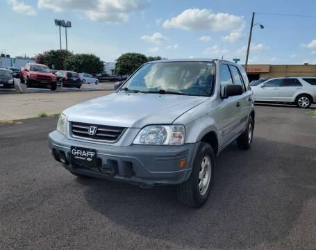 2001 Honda CR-V for sale at Image Auto Sales in Dallas TX