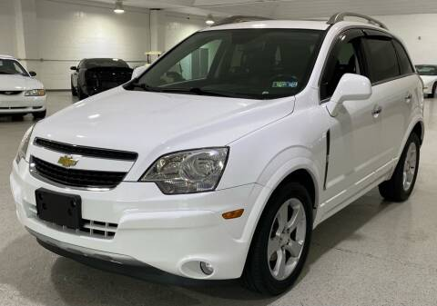 2014 Chevrolet Captiva Sport for sale at Hamilton Automotive in North Huntingdon PA