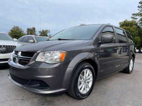 2015 Dodge Grand Caravan for sale at Upfront Automotive Group in Debary FL