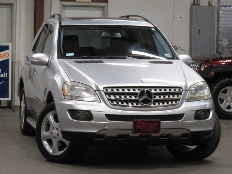 2008 Mercedes-Benz M-Class for sale at CarPlex in Manassas VA