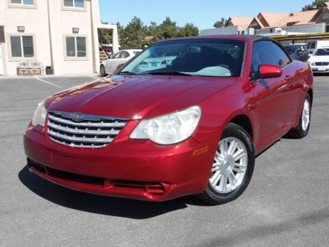 2008 Chrysler Sebring for sale at Best Auto Buy in Las Vegas NV