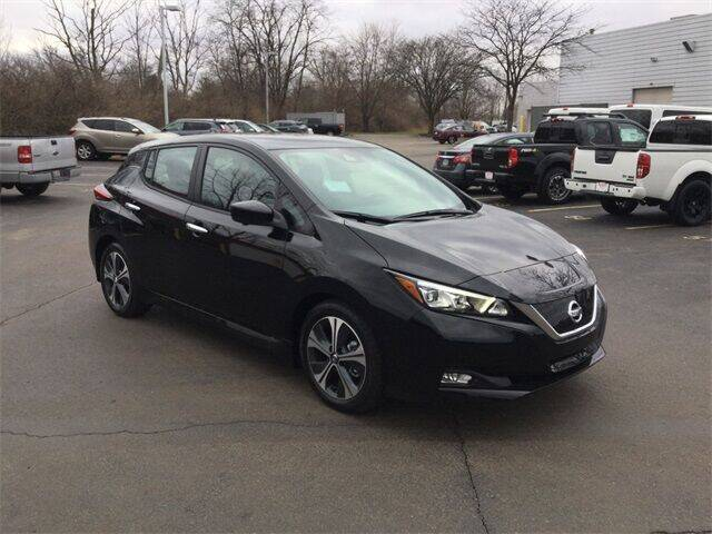 2021 Nissan LEAF for sale in Hilliard, OH