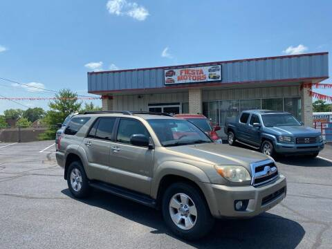 2007 Toyota 4Runner for sale at FIESTA MOTORS in Hagerstown MD