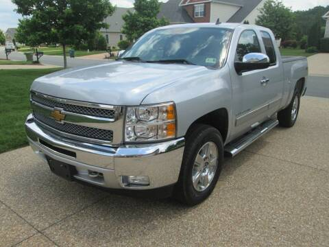 2013 Chevrolet Silverado 1500 for sale at Wally's Wholesale in Manakin Sabot VA