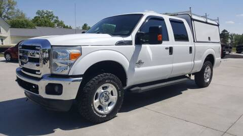 2012 Ford F-250 Super Duty for sale at Crossroads Auto Sales LLC in Rossville GA