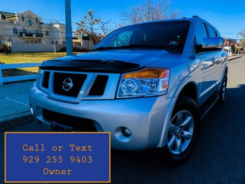 2011 Nissan Armada for sale at Ultimate Motors in Port Monmouth NJ
