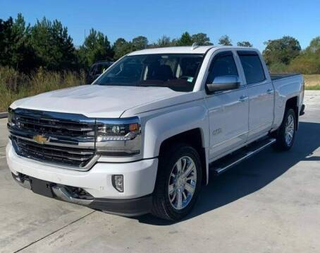 2016 Chevrolet Silverado 1500 for sale at PHIL SMITH AUTOMOTIVE GROUP - Tallahassee Ford Lincoln in Tallahassee FL
