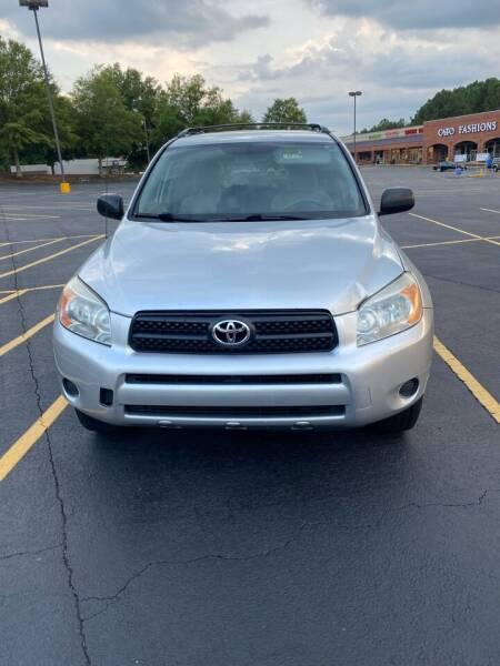 2008 Toyota RAV4 for sale at Dalia Motors LLC in Winder GA