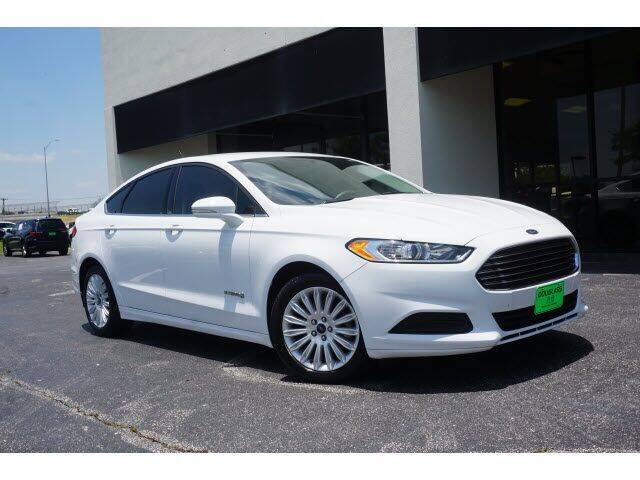 2016 Ford Fusion Hybrid for sale in Bryan, TX