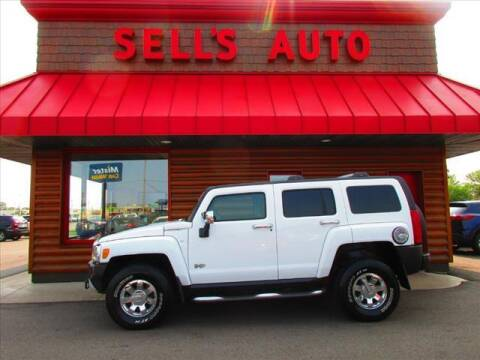 2008 HUMMER H3 for sale at Sells Auto INC in Saint Cloud MN