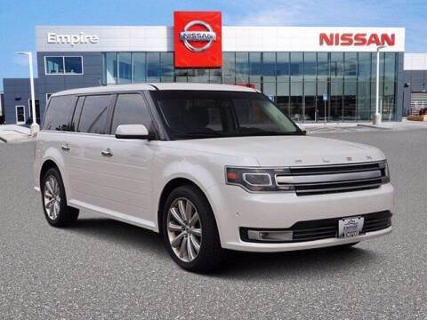 2015 Ford Flex for sale at EMPIRE LAKEWOOD NISSAN in Lakewood CO