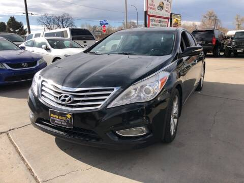 2013 Hyundai Azera for sale at Mister Auto in Lakewood CO
