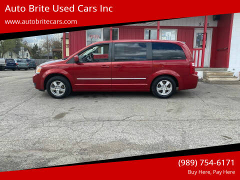 2008 Dodge Grand Caravan for sale at Auto Brite Used Cars Inc in Saginaw MI