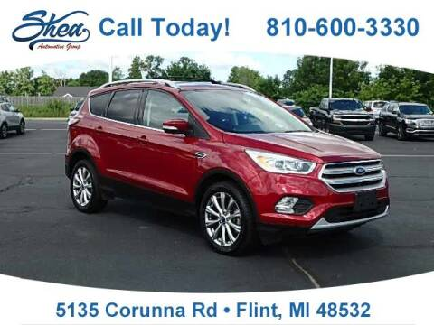 2018 Ford Escape for sale at Jamie Sells Cars 810 in Flint MI
