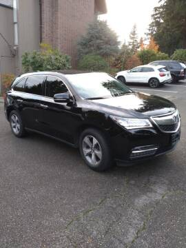 2014 Acura MDX for sale at Seattle Motorsports in Shoreline WA