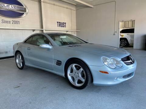 2004 Mercedes-Benz SL-Class for sale at TANQUE VERDE MOTORS in Tucson AZ
