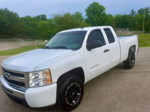 2011 Chevrolet Silverado 1500 for sale at CarZip in Indianapolis IN
