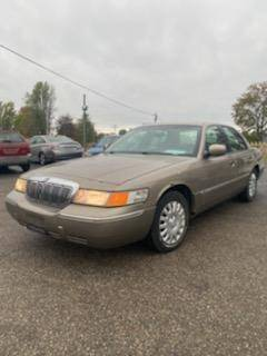 2001 Mercury Grand Marquis for sale at Glory Auto Sales LTD in Reynoldsburg OH