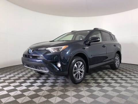 2018 Toyota RAV4 Hybrid for sale at BMW of Schererville in Shererville IN