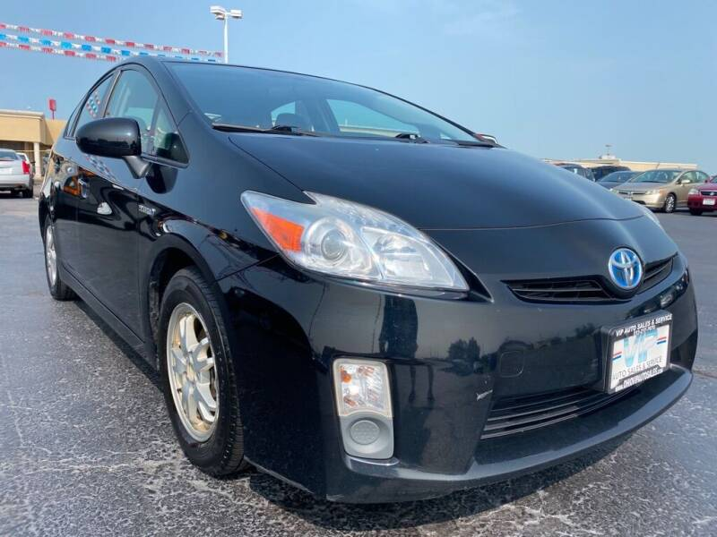 2011 Toyota Prius for sale at VIP Auto Sales & Service in Franklin OH