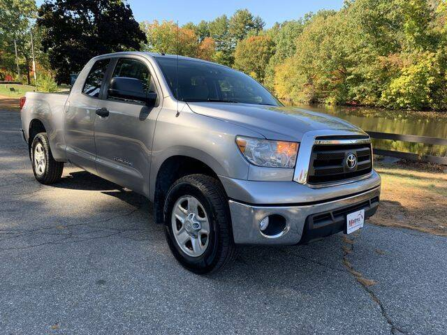 2012 Toyota Tundra for sale at Matrix Autoworks in Nashua NH