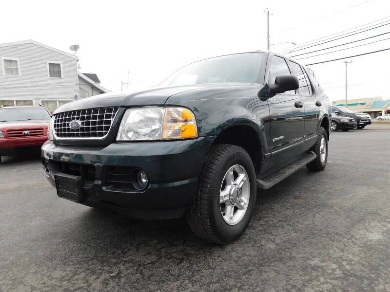 2004 Ford Explorer for sale at Action Automotive Service LLC in Hudson NY