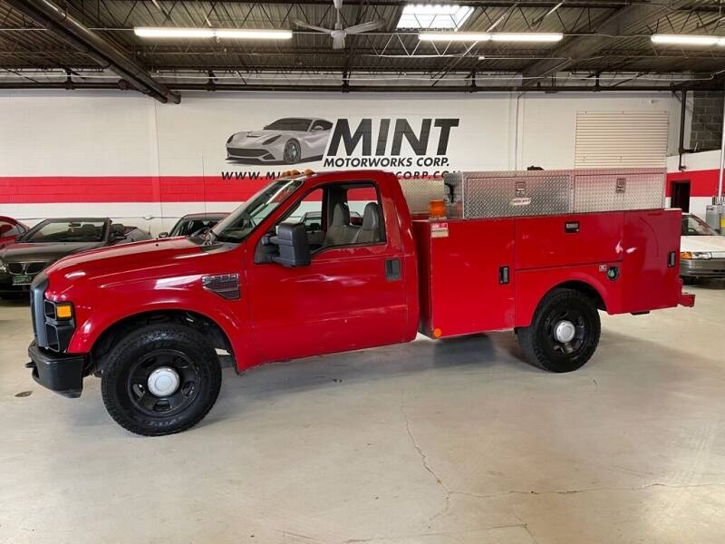 2008 Ford F-350 Super Duty for sale at MINT MOTORWORKS in Addison IL