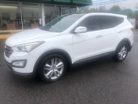 2013 Hyundai Santa Fe Sport for sale at Southeast Auto Inc in Walker LA