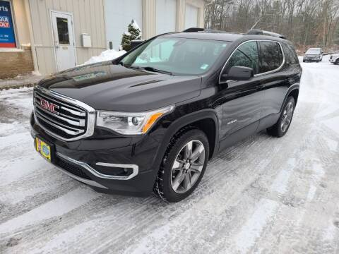 2017 GMC Acadia for sale at Medway Imports in Medway MA