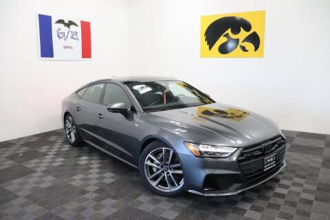 2022 Audi A7 for sale at Carousel Auto Group in Iowa City IA