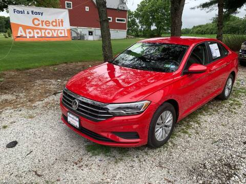 2019 Volkswagen Jetta for sale at Caulfields Family Auto Sales in Bath PA