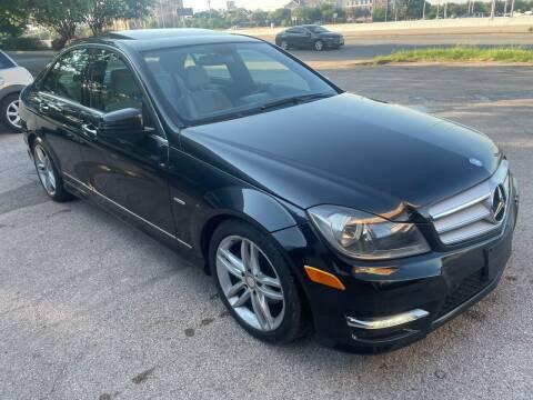 2012 Mercedes-Benz C-Class for sale at Austin Direct Auto Sales in Austin TX